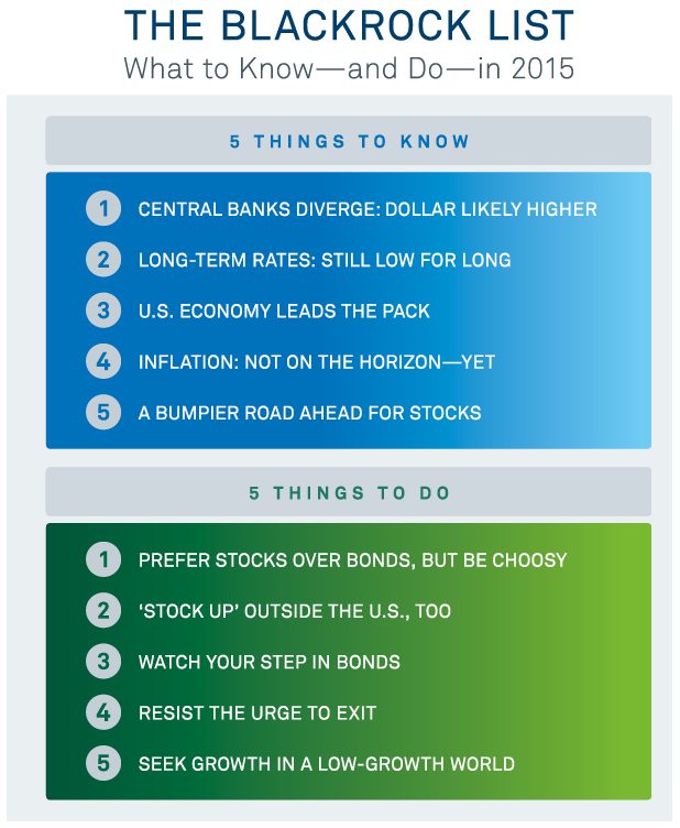 Choosing the Right Investment Strategy LG5 BlackRock List (2015)