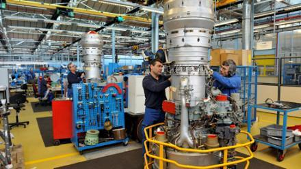 Great Hybrid Use Case Large jet engine and gas turbine repair facility Critical to