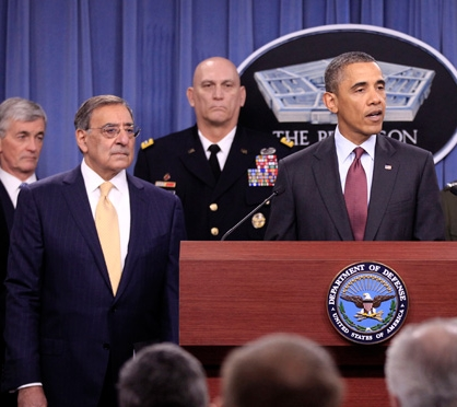 - President Obama The US joint force will be smaller and leaner.