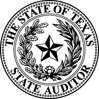 This document is not copyrighted. Readers may make additional copies of this report as needed. In addition, most State Auditor s Office reports may be downloaded from our Web site: www.sao.state.tx.
