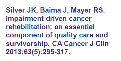 to adding Impairment-driven Cancer