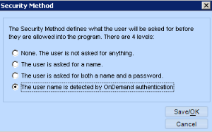 HeadMaster You can also set up OnDemand to remember your login credentials for HeadMaster so you don't have to enter this information each time.