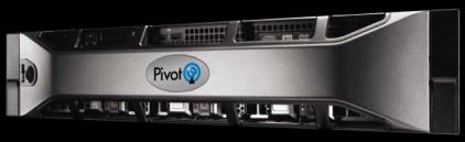 The Pivot3 VDI Appliance Each Pivot3 VDI Appliance provides the compute, network and storage resources for over 100 virtual desktops.