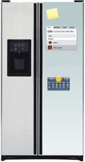 Smart Refrigerator Recognize what s been put in it. Recognize when items are removed. Notify you when items are expired.