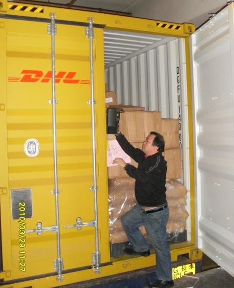 Container Security Devices (CSDs) Attach the CSD to the container Close the container door Assign