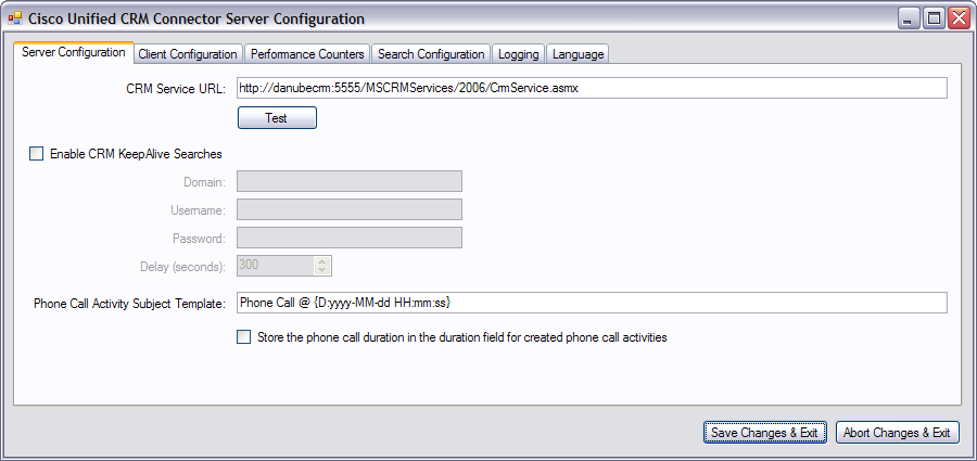 Installing the Server Installing 3.0 Figure 5 Server Installation Confirmation Window: Cisco Unified CallConnector for Microsoft Dynamics CRM Step 7 Step 8 Confirm the installation by clicking Next.