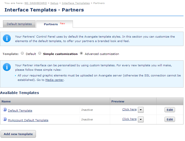 Configurable Partner Portals Portal UI Customization - Extended Marketing And Collaboration How it works?