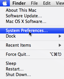 from the Info tab. Figure 127 Mac OS X 10.4: Network Utility Mac OS X: 10.5 and 10.