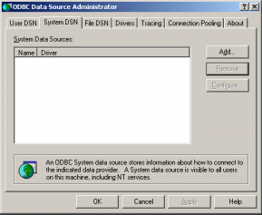 Installing the Matisse ODBC Driver for Windows The Matisse ODBC driver for Windows comes as a package separate from the standard Matisse installation.