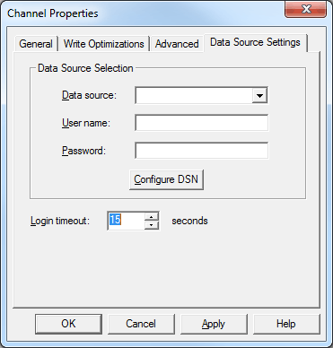 7 Note: This example uses System DSNs, which are local to the computer and can be accessed by any user with