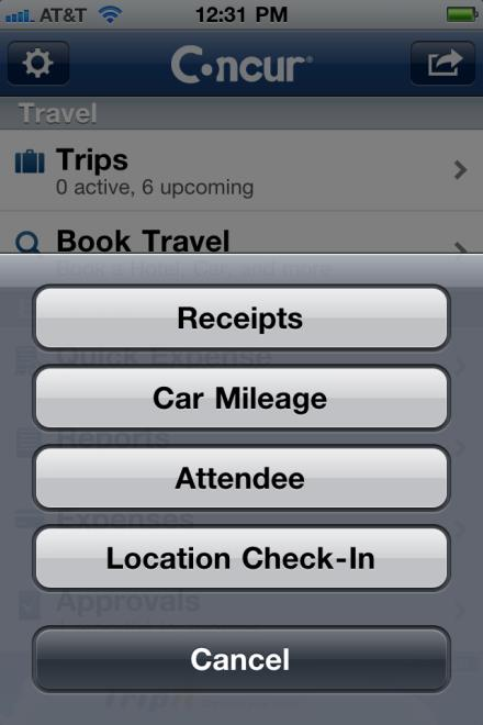 Complete the fields on the Add Car Mileage screen. 5) Select Save. Method #1: 1) On the home screen, select to access the menu. 2) Select Car Mileage.