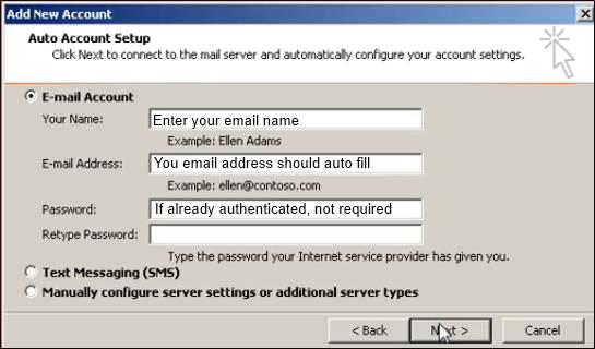 Assumes the host desktop is already logged in and authenticated. If not, credentials must be supplied.