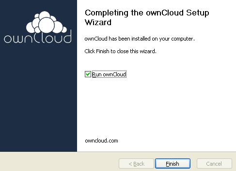 How to use Owncloud As soon as you open Ownload the first time, it will ask for a Server Address, you can then enter the following and click Next: https://www.internetspace.co.za.