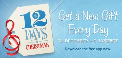 #8 Run a 12 Days of Christmas Promo On the first day of
