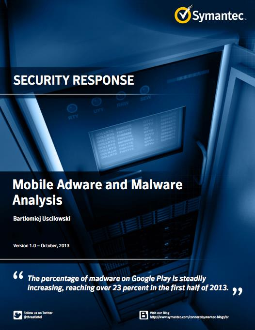 Andriod Madware and Malware Trends Report