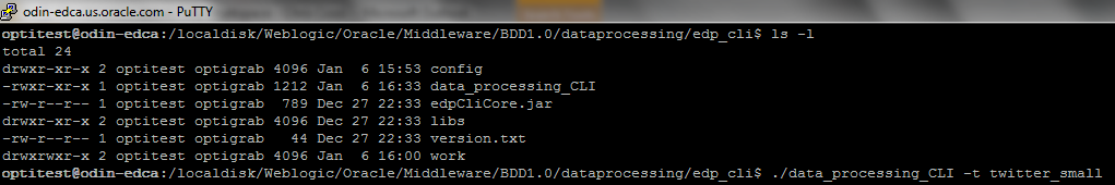 BDD Command Line Data Set Creation (manual) (only needed if the BDD Listener* is not working) Run manually or via cron job BDD installation orchestration script defaults to cron job Needs