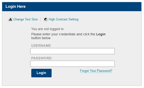 Blackboard Learn Login Locate the Blackboard Learn Login Here module. Enter your username and password to login to Blackboard. Your username is 35_910# (where 910# is your student ID number).