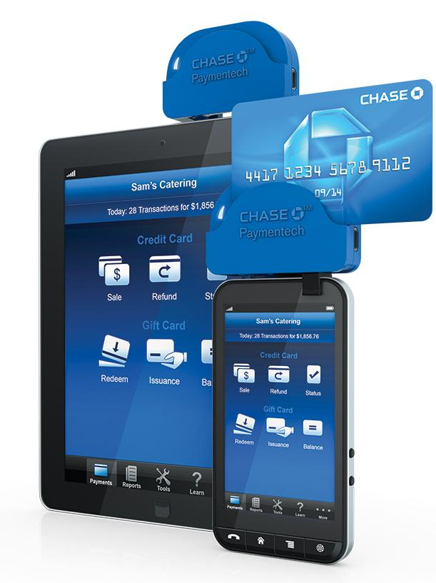Chase Mobile Checkout Canada User Guide TM Trademark of