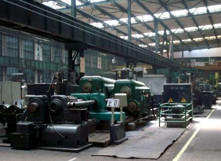 6. WORKSHOP AREA Heavy Machines