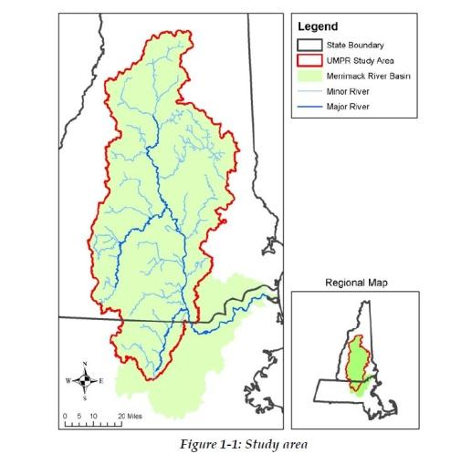 Sources for WMOST runoff and infiltration time series Cost- Benefit Lake