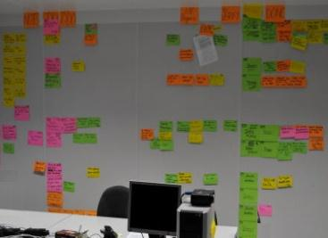 later rework Allow multiple user stories in parallel into one sprint for standard applications working time is much less