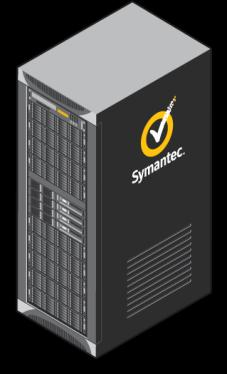 to scattered storage FileStore Config 68 TB FC and SATA Powerful Applications Run in 100s
