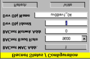 The General tab displays a window similar to the one shown in Figure 29. The General tab gives basic operating conditions and setpoints of the unit.