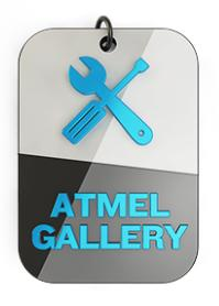 Atmel Gallery App store for Atmel Studio extensions Integrated into Atmel Studio Free, eval, paid-for extensions available Main update channel for Atmel Studio Making development with Atmel MCUs