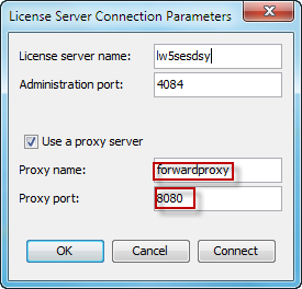 Configuring the DS License Server and Clients Add the following lines to the httpd.