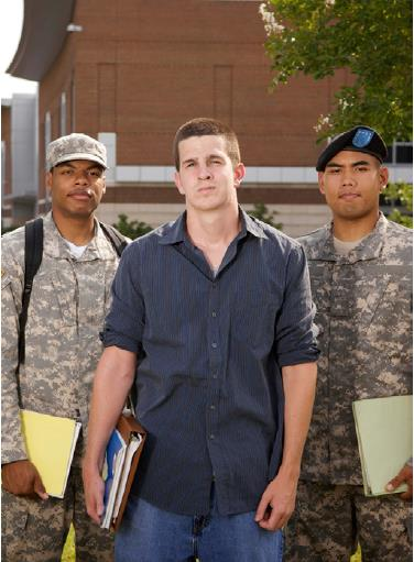 The Pledge 1. Enhancing student veteran outreach and recognition 2.