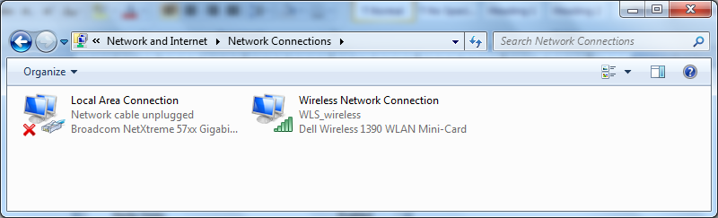 Internet Protocol [TCP/IP] (IP Address) Q: This is my first time downloading Cisco NAC Agent on my laptop and it never redirected me to the Whittier Law School Wireless Network Login download web