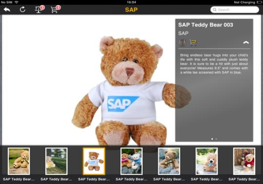Key features Sales Catalog (available on ipad only) Boost Your Sales Activities with the Sales Catalog Showcase products with illustrations,
