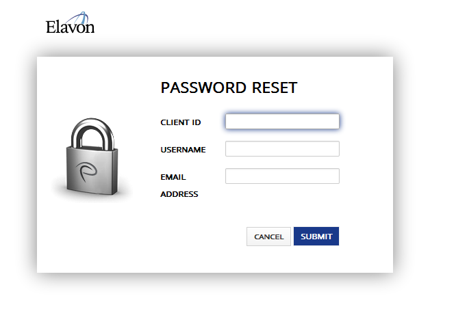 2.2 Password Reset Click here to start password reset process. In order to reset your password select Forgot Your Password as above. The below screen will then display: To reset the password: 1.