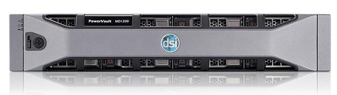 DSI350-S16 / DSI350-SEM Storage Module Expansion