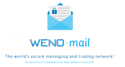 3. WENO Mail The World s Secure Messaging & Trading Network EHRs have a clinical messaging solution but need a way to supplement their own solution so all of their end users communications are