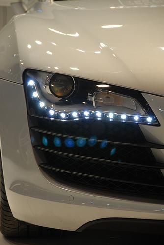 DAYTIME RUNNING LIGHTS Fitted to all GM cars in the USA since