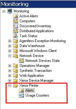 Viewing Alerts An alert is a message that indicates a failure or problem with a printing device. By viewing and alert and its details, you can often troubleshoot and solve many printer problems.