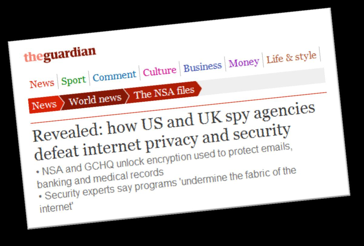 What s the problem? http://www.theguardian.