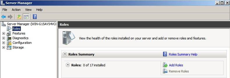 5 MICROSOFT IIS 7.0 RECOMMENDED INSTALLATION PROCEDURES 1.