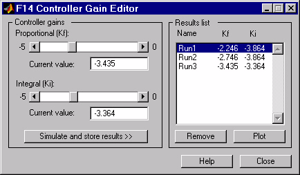 A GUI to Set Simulink Model Parameters A GUI to Set Simulink Model Parameters This example illustrates how to create a GUI that sets the parameters of a Simulink model.