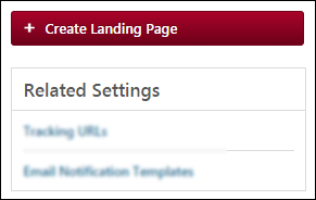 What is Landing Page? Landing Page is a web page containing a marketing offer and is optimized to trigger call-to-action like form submission or navigation to another page.