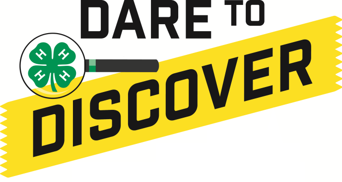 Youth 4-H OPPORTUNITIES Dare to Discover June 30-July 2, 2015 Iowa 4-H Youth Conference 2015 Every June, over 1000 teenagers converge on the campus of Iowa State University for 3 days full of