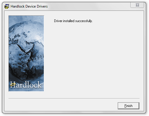 Finished the Hardlock device drivers installation Step 9 Setup Complete After a few minutes, BioWin will finish copying files to your computer and the setup process will be complete.
