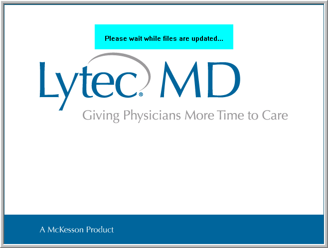 10. You will have a LytecMD Client icon appear. You can add this to the Desktop by right-clicking on the icon and selecting Send To > Desktop (create shortcut). 11.