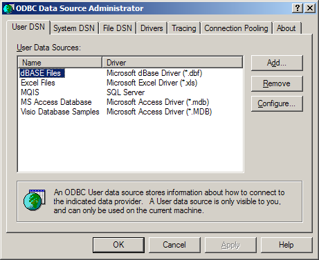 If you have made any changes click on the OK button and then stop/restart the SQL Server via the SQL manager.