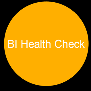 LIMITED OFFER FREE BI HEALTH CHECK!!! BI Health Check When was the last time you had your BI tools and infrastructure evaluated? Business intelligence systems are changing rapidly by necessity.