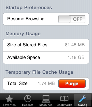 Switch this on to automatically remember the last folder or file being viewed, and navigate back to it on startup.