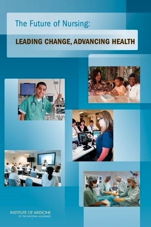 Institute of Medicine Report High-quality, patient-centered health care