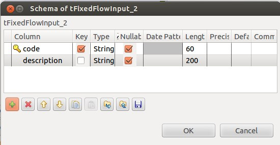 Illustration 25: tfixedflowinput schema After pressing Ok a dialog will appear to propagate the changes to the next component.