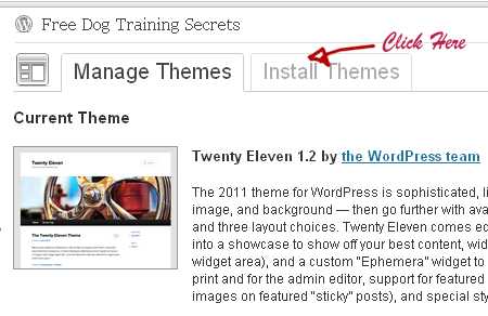 There are plenty of Free Wordpress themes available on internet.